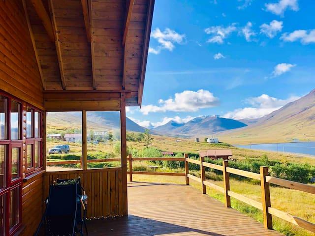 Ólafsfjörður的民宿