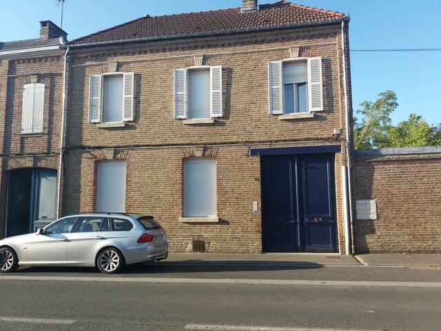 Dreuil-lès-Amiens的民宿