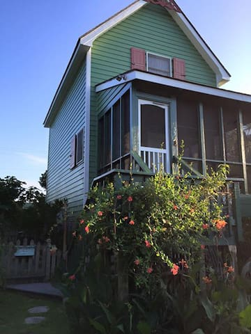 Ocracoke的民宿