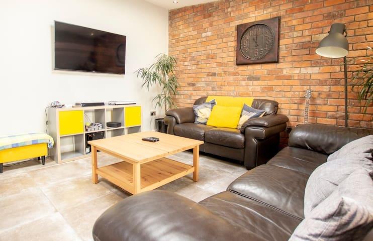*3 Arena City Family Private En-suite TV , 1