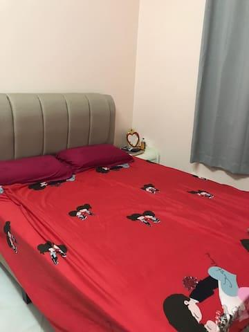 Rooms @ Vista Prima Apartment,Bandar Bukit Puchong