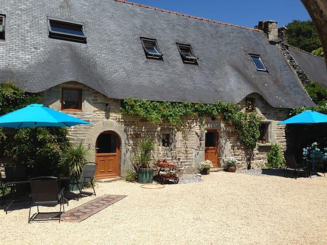 Nevedic, Quistinic France的民宿