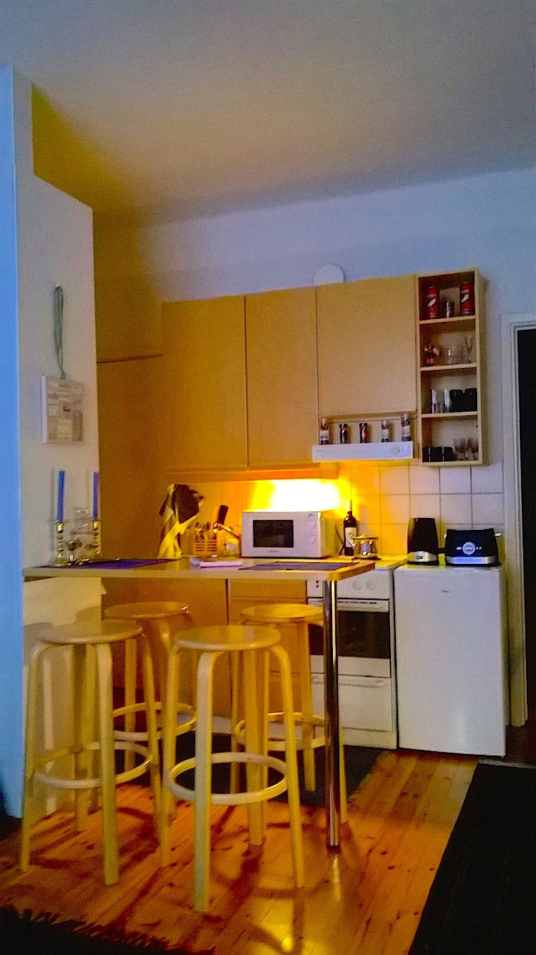 Cosy apartment in the heart of Helsinki