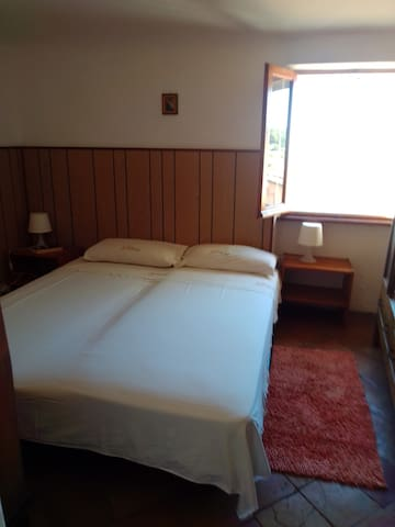 Il geco, stanza privata a dieci minuti dal mare