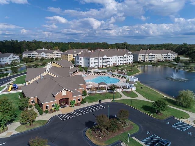 Wyndham Governor's Green Resort - Williamsburg, VA
