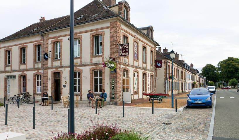 La Ferté-Vidame的民宿