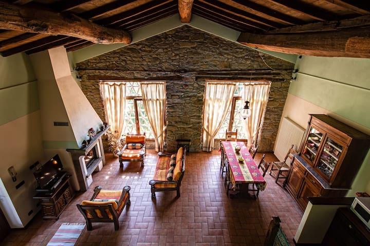 """Villa """"Il Nido"""" - exlcusive country house"""