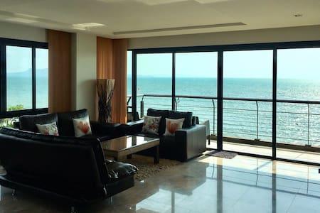 3間臥室140平方米的海濱司機汽車游泳池海景