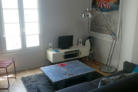 Cosy appartment in the city center