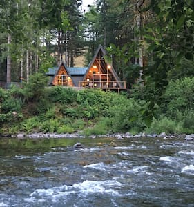 Treehouse on the Little North Fork