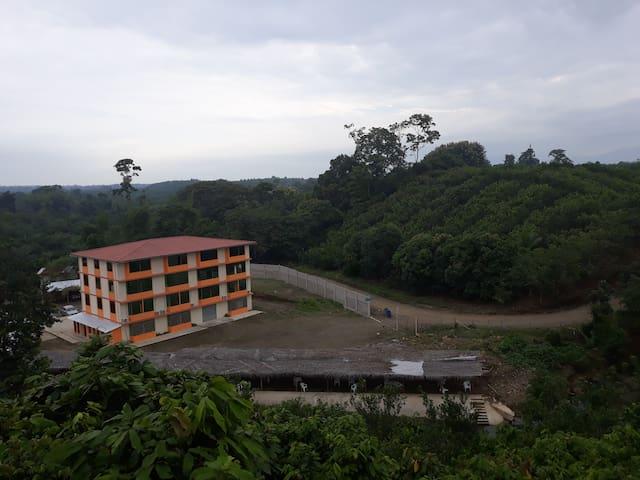 Quinsaloma的民宿