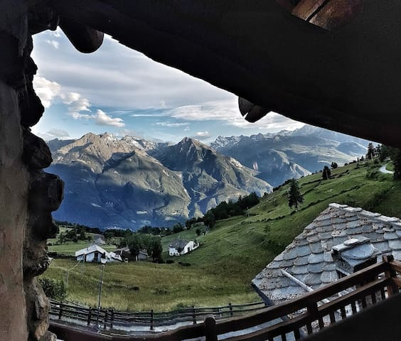 Aosta Valley的民宿
