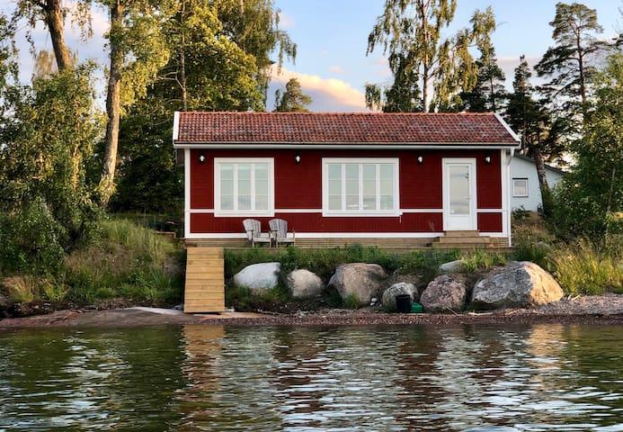瓦克斯霍姆 (Vaxholm)的民宿