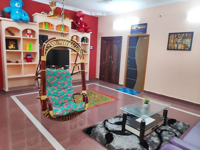 Kanchipuram的民宿