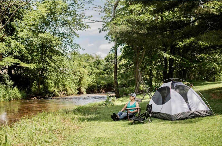 Camp@Alanta: BYOT (Bring Your Own Tent) Experience