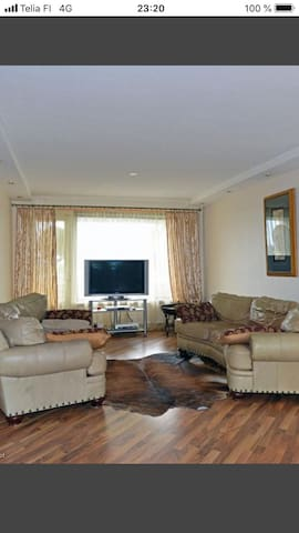 3-х комнатная квартира на берегу Финского залива