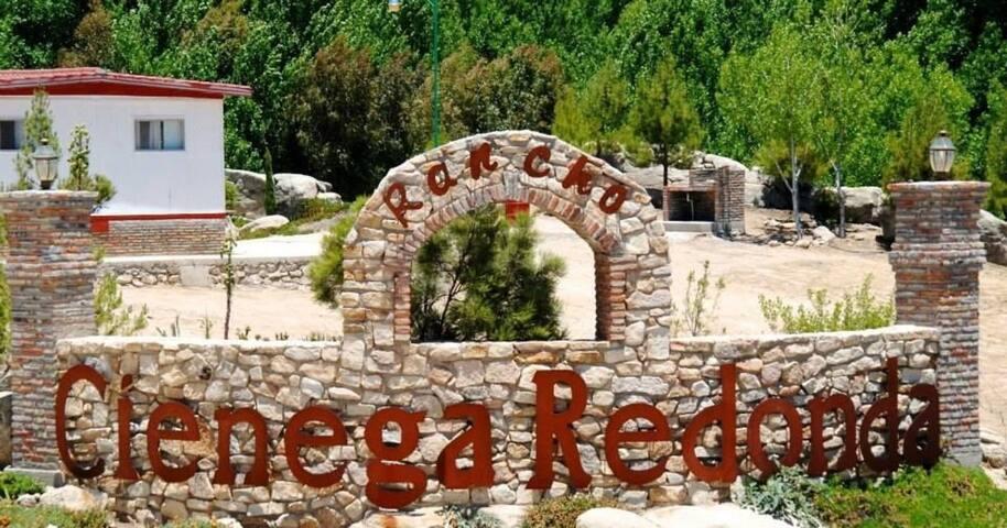 Ciénega Redonda的民宿