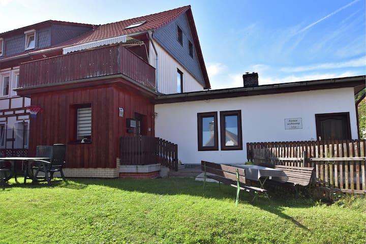 Ilsenburg的民宿