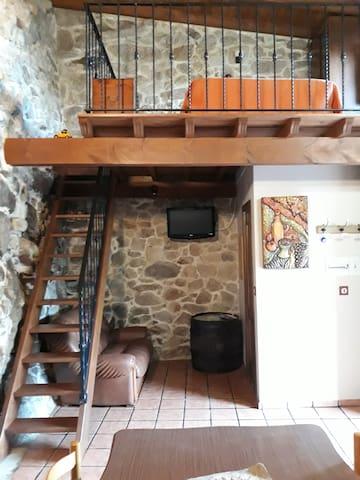 Ourantes的民宿