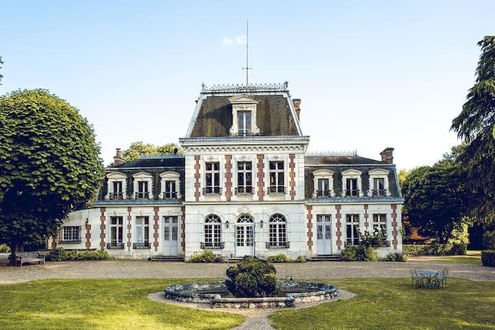Saint-Georges-sur-Cher的民宿