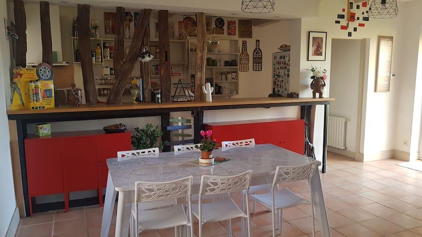 Fleurance的民宿