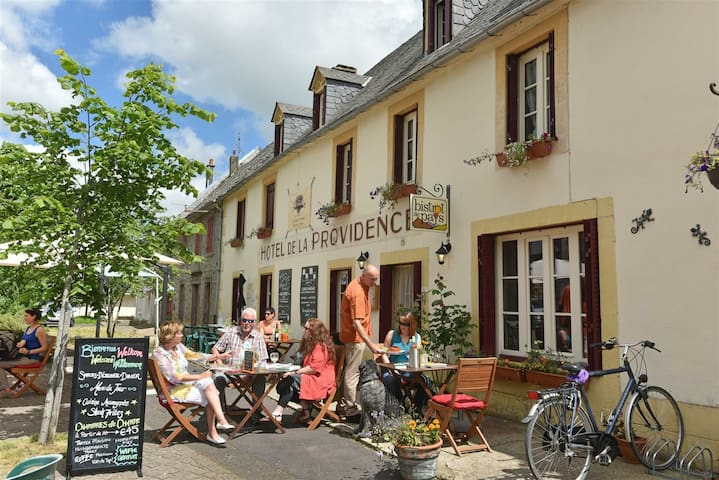 Saint-Donat的民宿
