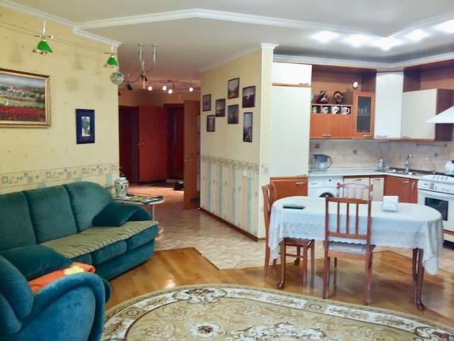 奥廖尔的民宿