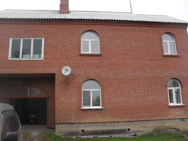 Kemerovo Oblast的民宿