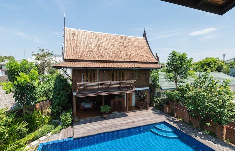 曼谷的民宿