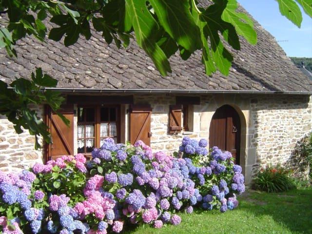 Laval-de-Cère的民宿