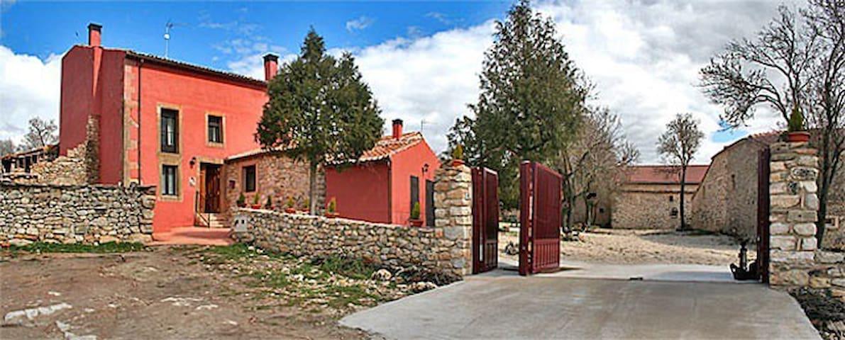 Aldehuela Sepúlveda的民宿