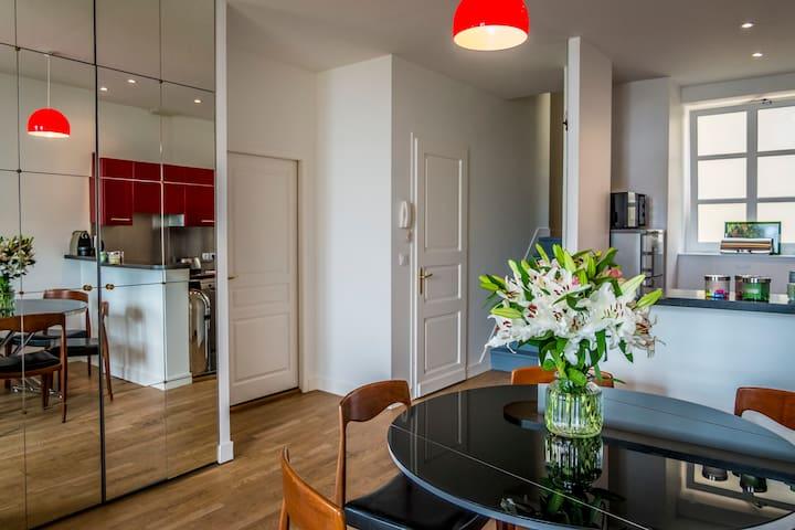 Appartement Camstel Bordeaux - Quai de la monnaie