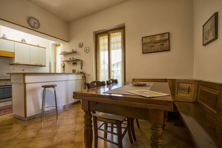 Borgo San Lorenzo的民宿
