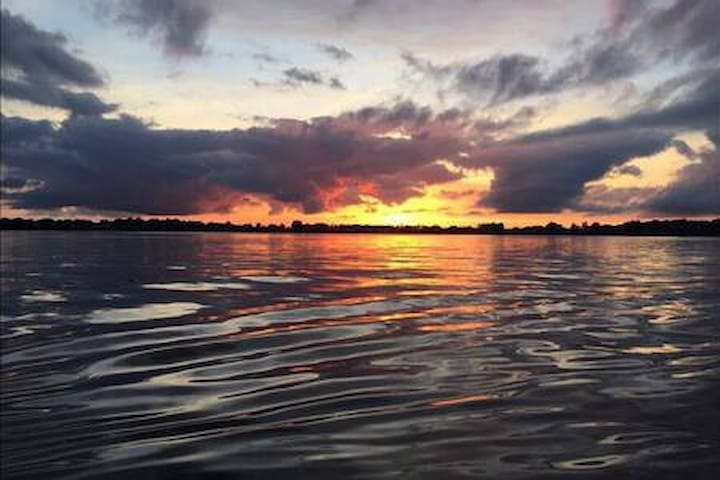 Madison Lake的民宿