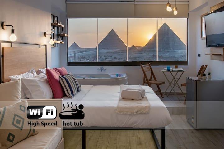 开罗的民宿