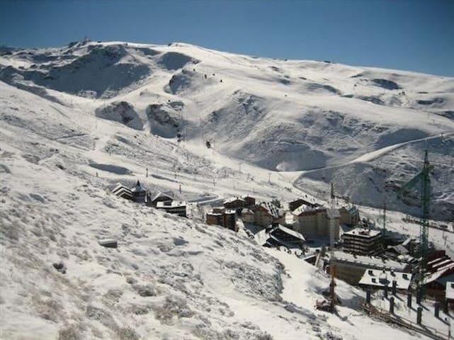 内华达山脉的民宿