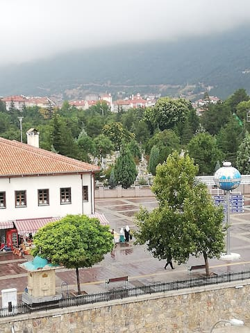 Akşehir的民宿