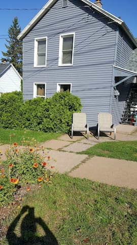 Private Apartment By Downtown Marquette Apt. #2