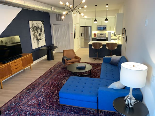 Executive Art Gallery Condo in East Village