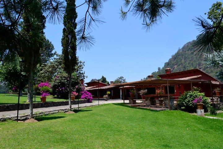 Amanalco de Becerra的民宿