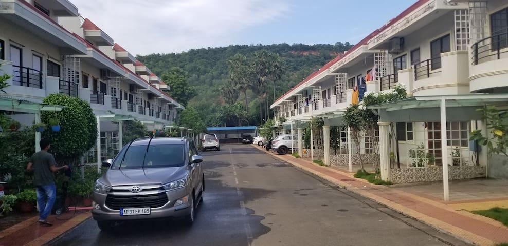 Visakhapatnam的民宿
