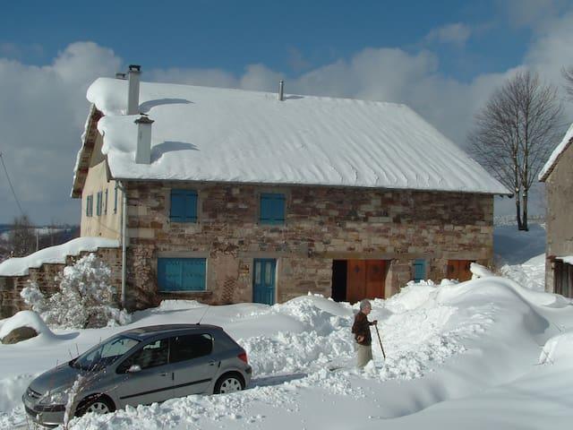 Girmont-Val-d'Ajol的民宿