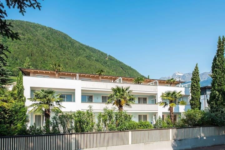 Apartment mit Garten oder Balkon   Glanzhof