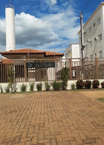 Jardim Cangalha的民宿