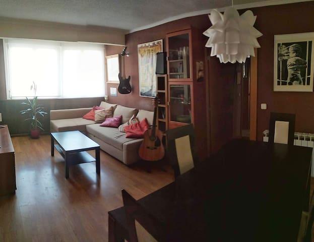 Cozy Apartment in Madrid