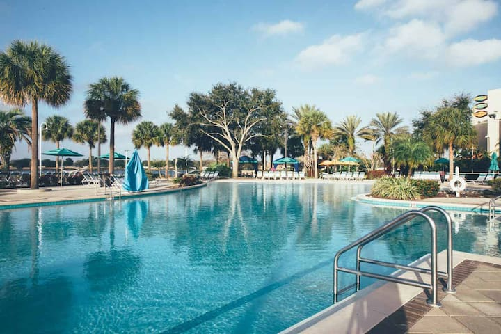 Orlando 2 BDR Villa -Close to Disney