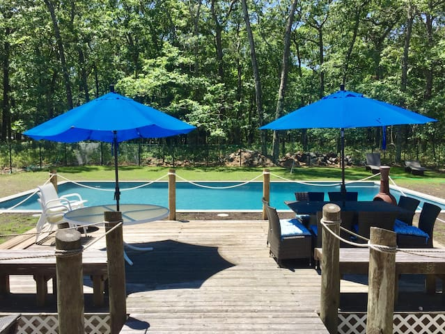 East Hampton Safe Haven from New York City