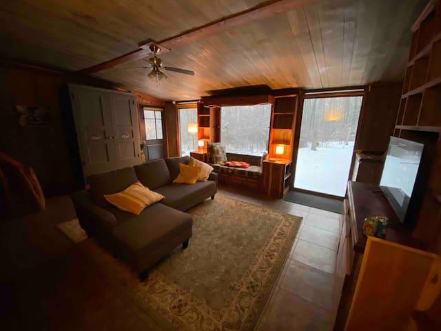 Rustic Cabin on 20 Acres in West Virginia