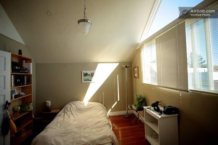 Room with San Francisco Views