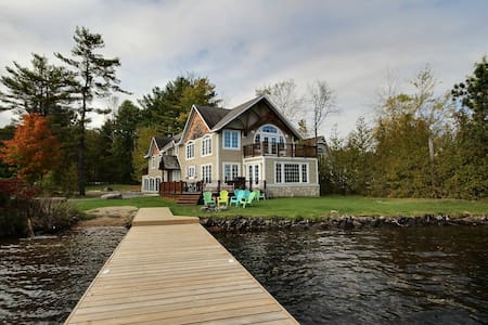 Beautiful Fun and Spacious Cottage on Lake Muskoka